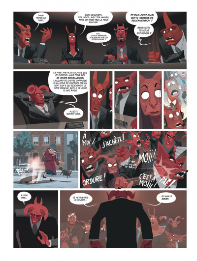 Page 7 Zombillénium tome 4