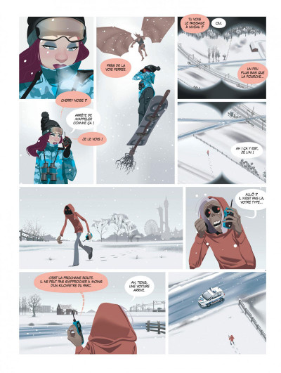 Page 9 Zombillénium tome 4