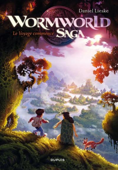 image de Wormworld Saga tome 1 - Le voyage commence