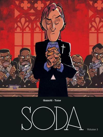 Couverture Soda - Magnum intégrale 3