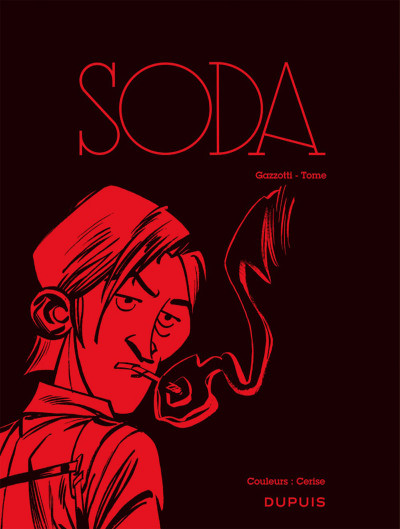 Page 1 Soda - Magnum intégrale 3