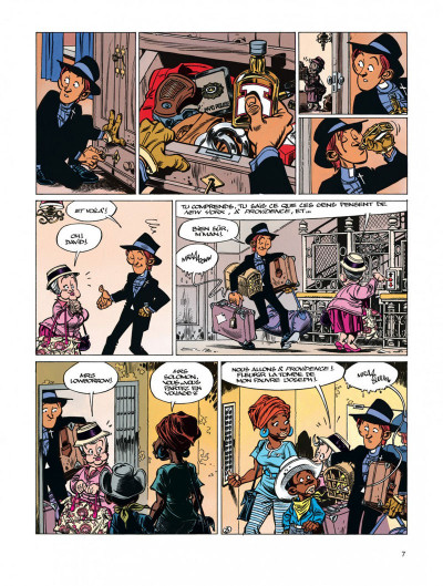 Page 7 Soda - Magnum intégrale 3