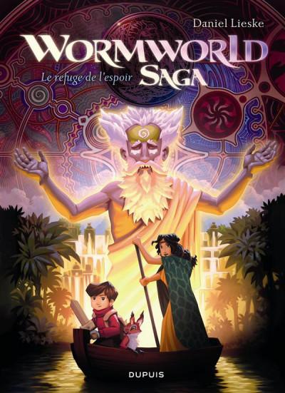 Couverture Wormworld saga tome 2