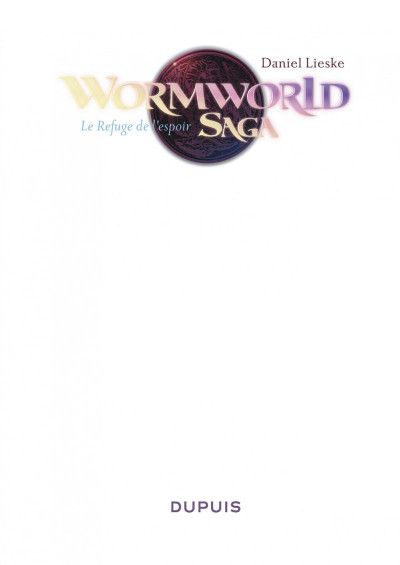 Page 1 Wormworld saga tome 2