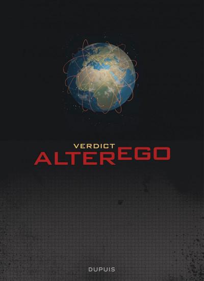 Page 2 alter ego - saison 2 tome 4 - verdict
