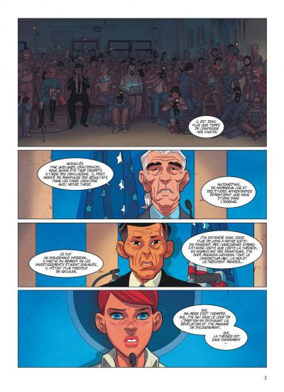 Page 3 alter ego - saison 2 tome 4 - verdict