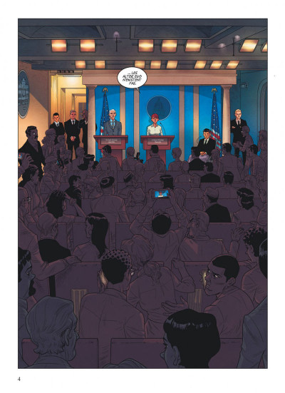 Page 4 alter ego - saison 2 tome 4 - verdict