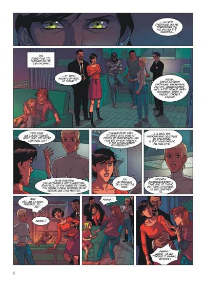 Page 6 alter ego - saison 2 tome 4 - verdict