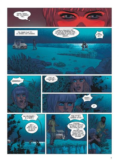 Page 7 alter ego - saison 2 tome 4 - verdict