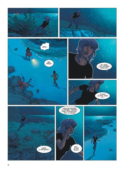 Page 8 alter ego - saison 2 tome 4 - verdict