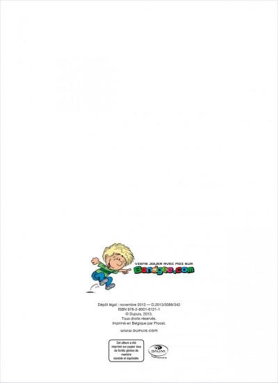 Page 2 Cédric - best of tome 6 - recueil de gags en famille