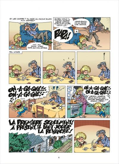Page 4 Cédric - best of tome 6 - recueil de gags en famille