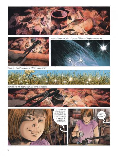 Page 6 Les chemins de Compostelle tome 1