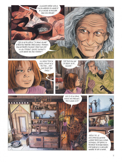 Page 7 Les chemins de Compostelle tome 1