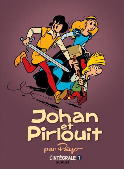 image de Johan et Pirlouit - integrale tome 1 - page du roy