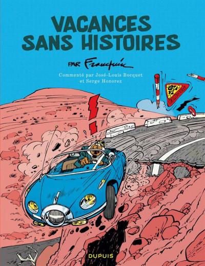 Couverture Histoire courte tome 4 - Vacances sans histoires