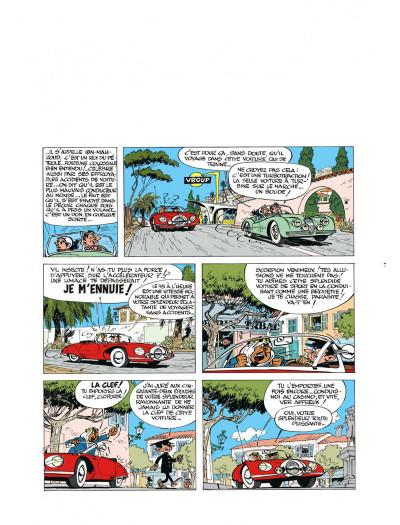 Page 7 Histoire courte tome 4 - Vacances sans histoires