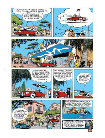 Page 8 Histoire courte tome 4 - Vacances sans histoires