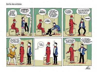 Page 9 l'atelier Mastodonte T.2