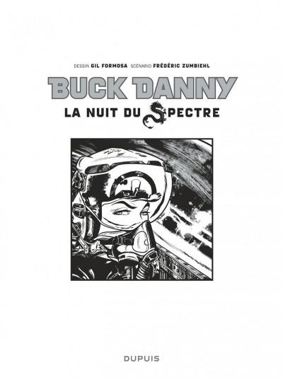 Page 1 Buck Danny tome 54 (noir et blanc)