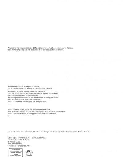 Page 2 Buck Danny tome 54 (noir et blanc)