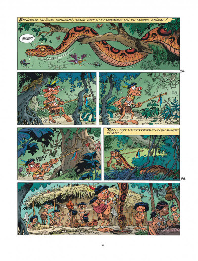 Page 4 Marsupilami tome 28