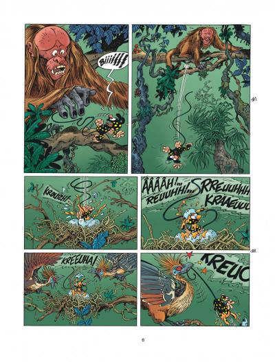 Page 6 Marsupilami tome 28