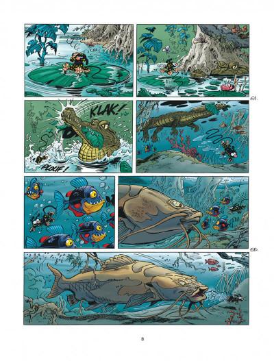 Page 8 Marsupilami tome 28