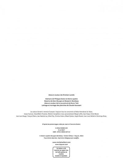 Page 2 Michel Vaillant - nouvelle saison tome 3