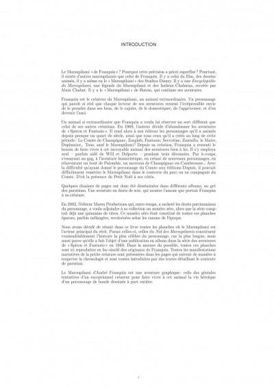 Page 3 Le marsupilami de Franquin tome 19 - intégrale VO