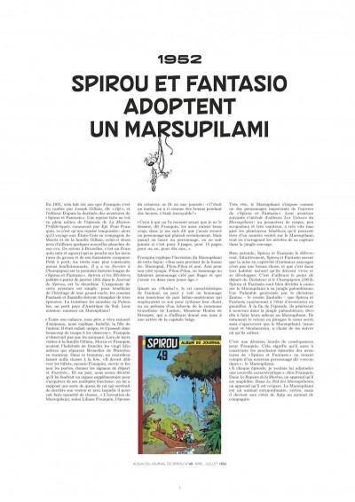 Page 7 Le marsupilami de Franquin tome 19 - intégrale VO