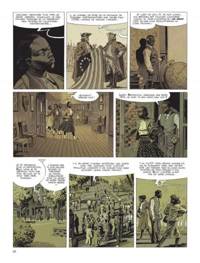 Page 2 Cinq branches de coton noir