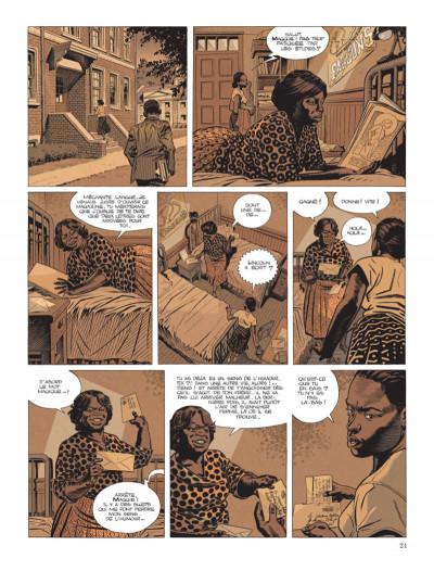 Page 3 Cinq branches de coton noir