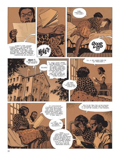 Page 4 Cinq branches de coton noir