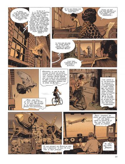Page 5 Cinq branches de coton noir