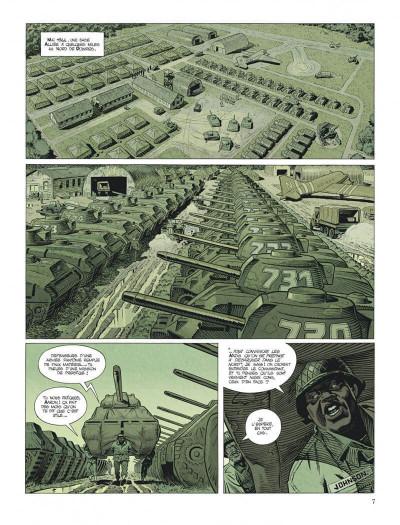 Page 7 Cinq branches de coton noir