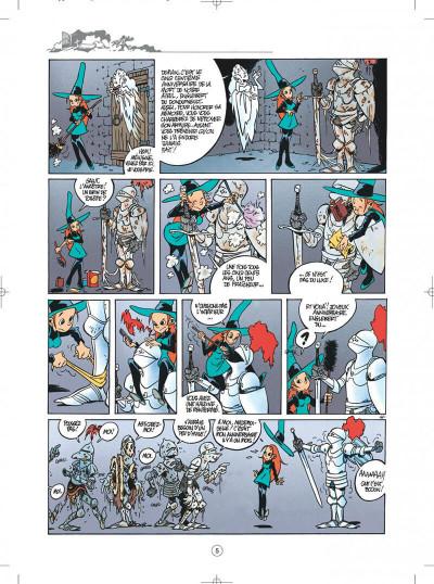Page 5 Mélusine tome 1 - sortilèges (nouvelle édition)