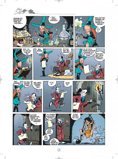 Page 9 Mélusine tome 1 - sortilèges (nouvelle édition)