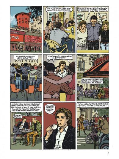 Page 3 une stupéfiante aventure de Viny K. tome 2 - colonel Diambar