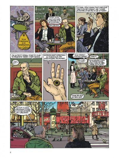 Page 4 une stupéfiante aventure de Viny K. tome 2 - colonel Diambar