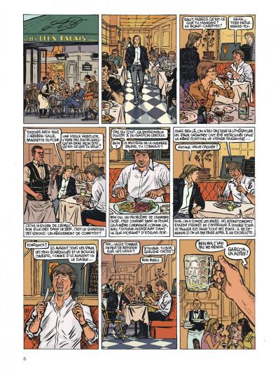 Page 6 une stupéfiante aventure de Viny K. tome 2 - colonel Diambar
