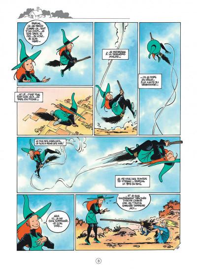 Page 3 Mélusine tome 12 - la belle et la bête (nouvelle édition)