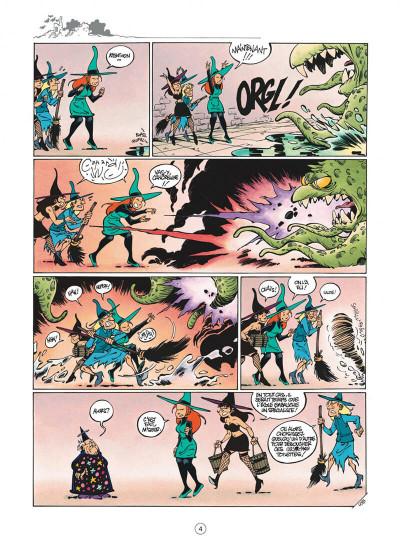 Page 4 Mélusine tome 12 - la belle et la bête (nouvelle édition)