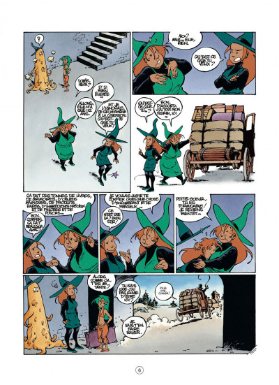 Page 6 Mélusine T.15 - l'apprentie sorcière
