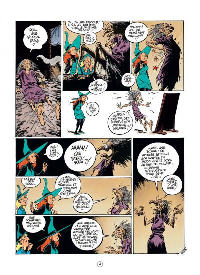Page 4 Mélusine tome 19 - l'élixir de jouvence