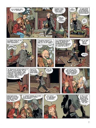 Page 7 Spirou et Fantasio vu par... tome 2 - les marais du temps
