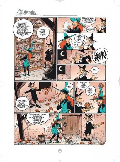 Page 7 Mélusine tome 16 - le ballet enchanté (nouvelle édition)