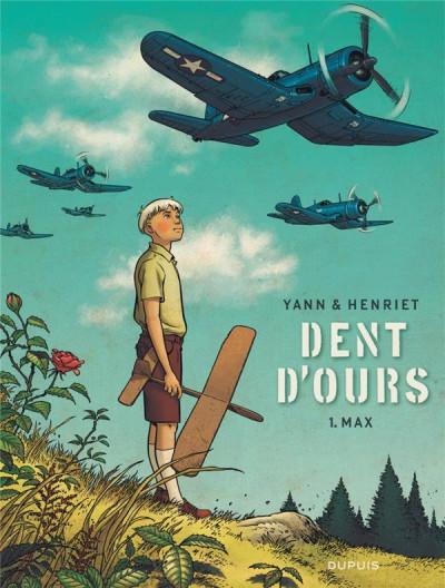Couverture Dent d'ours tome 1 (nouvelle édition)