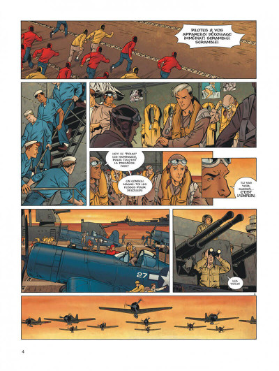 Page 4 Dent d'ours tome 1 (nouvelle édition)