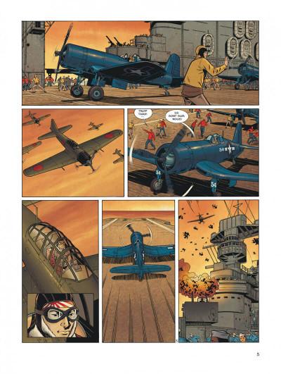 Page 5 Dent d'ours tome 1 (nouvelle édition)